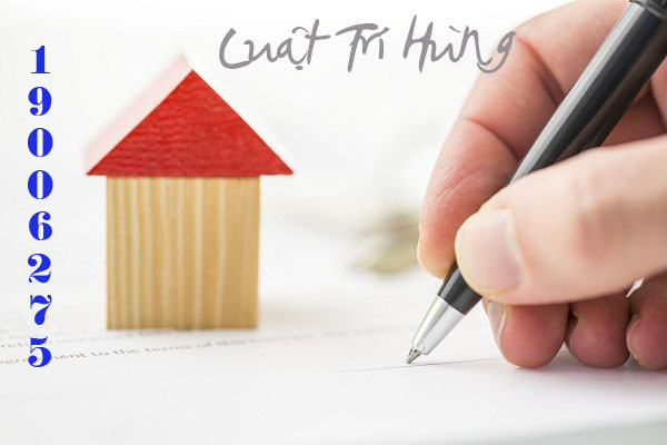 Công chứng hợp đồng cho thuê nhà tại Hà nội