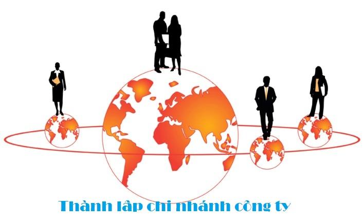 Thành lập chi nhánh công ty tại Hà Nội