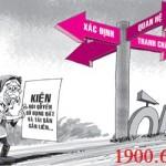 Tư vấn giải quyết tranh chấp đất đai ở Hà Nội